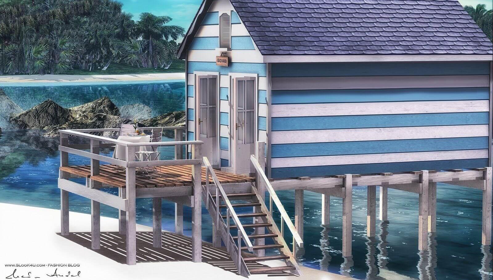 Come arredare la casa delle vacanze al mare chizzocute - La casa delle vacanze ...