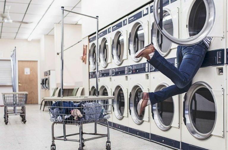 lavare-lavatrice in modo naturale