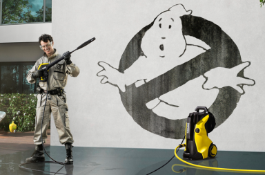 KÄRCHER E GHOSTBUSTERS