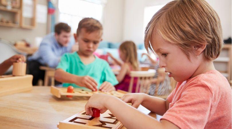 Libri metodo Montessori