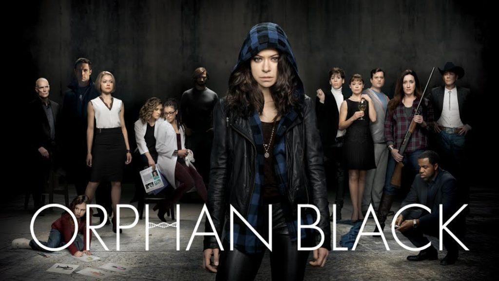 Orphan Black serie TV e telefilm in uscita a luglio