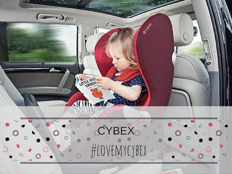 Viaggiare in sicurezza Cybex