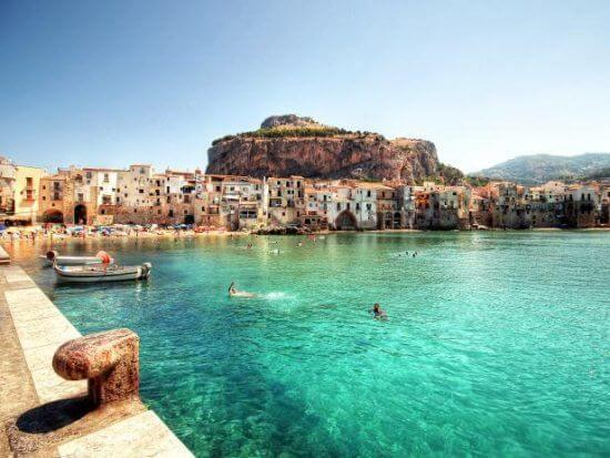 cefalù città e paesi di mare più belli d'italia