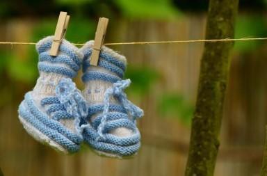 conservare vestiti neonati e bambini