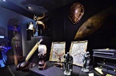 frederick stibbert museo collezione oggetti rari