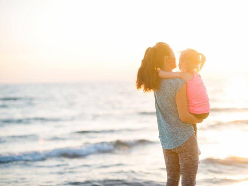 mamme bambini disabili in estate
