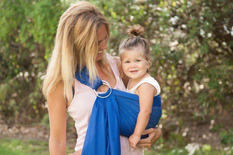 Babywearing portare i bambini in fascia in estate - Portare bambini ...