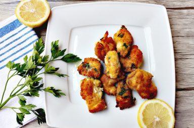 ricetta pepite di pollo fatte in casa