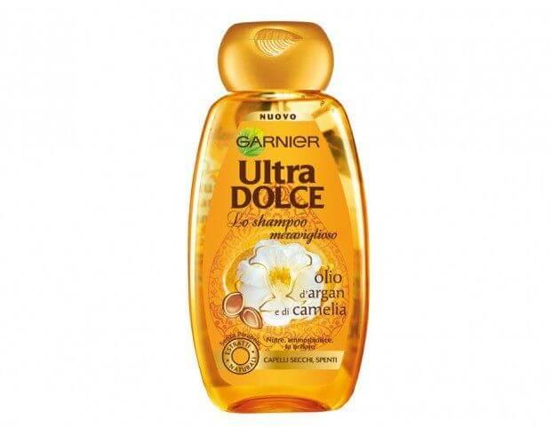 shampo meraviglioso ultra dolce garnier