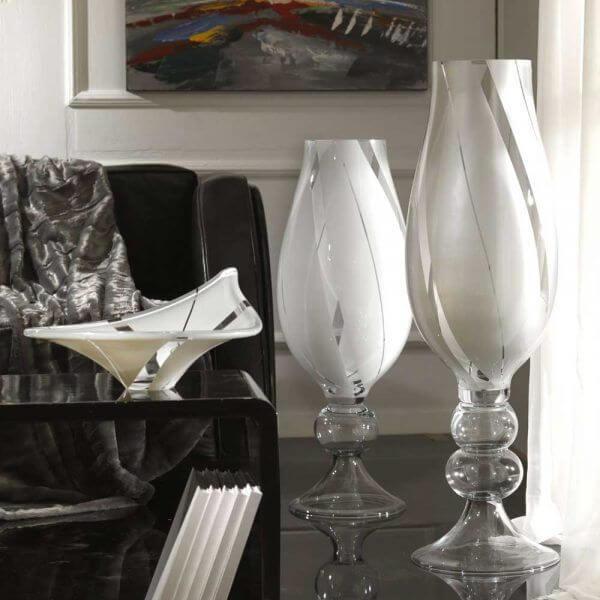 Complementi d 39 arredo in vetro per ambienti luminosi e for Oggetti moderni
