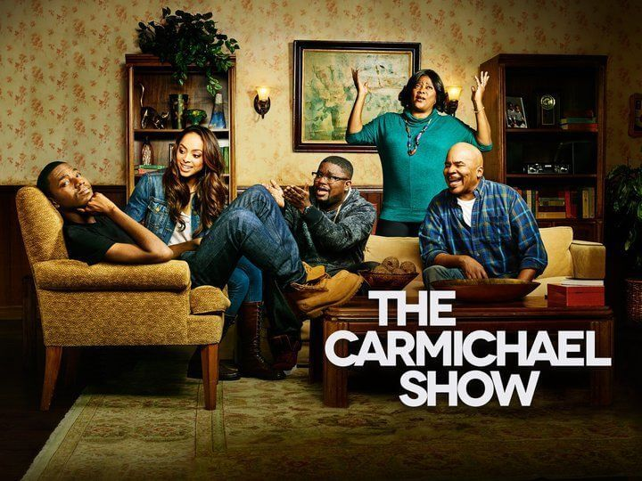 the carmichal show serie tv in uscita in Italia