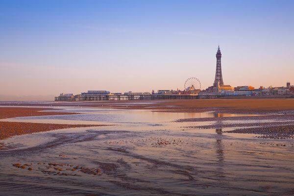 Blackpool_spiagge inglesi