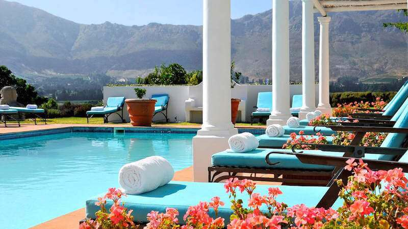 Mont Rochelle Luxuty hotel