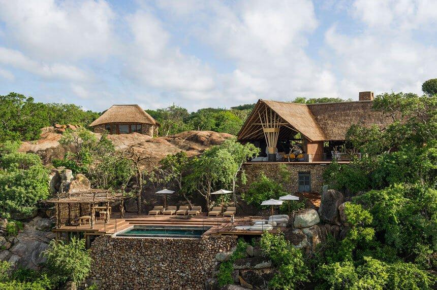 Mwiba lodge serengeti