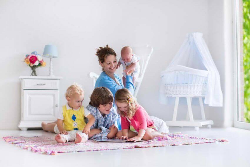 sicurezza rendere una casa a prova di bambino