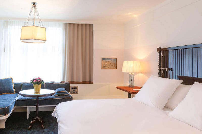 top ten nuovi hotel di lusso