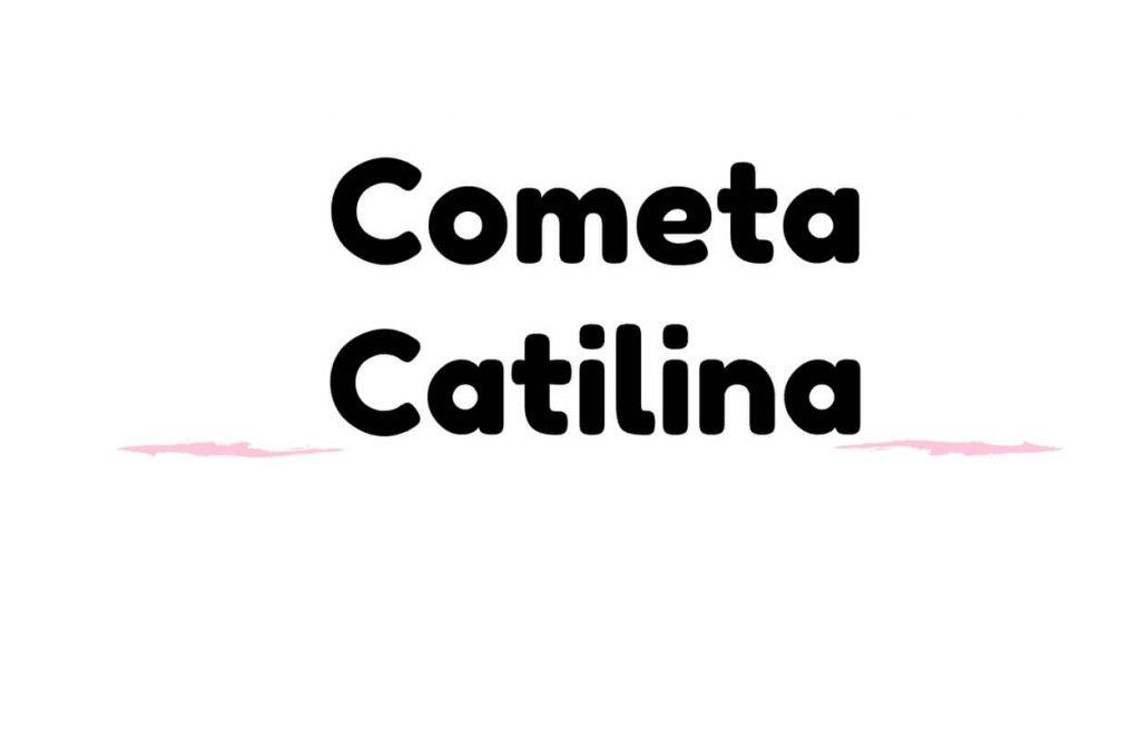 Cometa Catilina