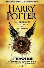 Harry Potter_La maledizione dell'erede_libri settembre 2016