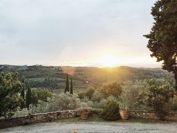 Castello Bibbione Toscana