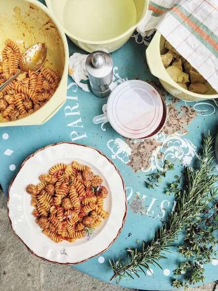pasta-agnesi