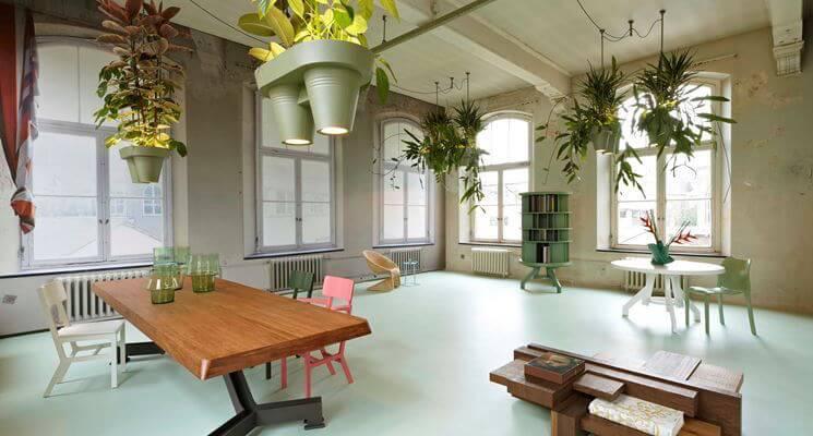 Arredamento ufficio green