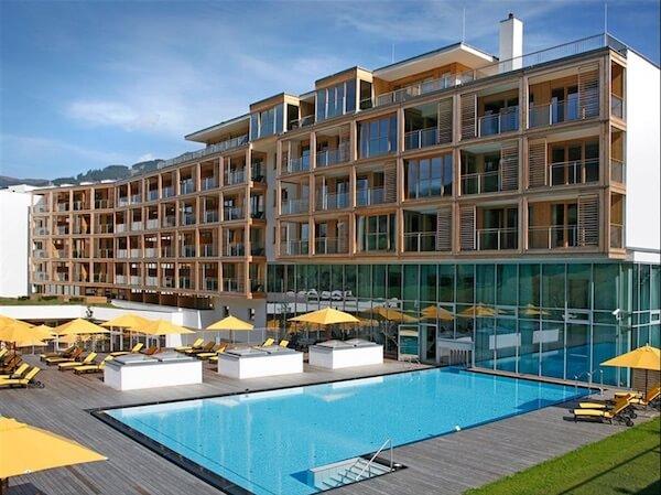 Kempinsky hotel Kitzbuehel