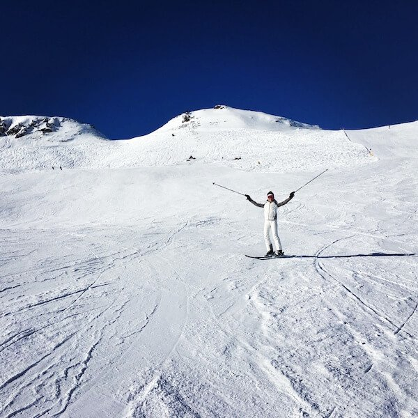Sciare a Kitzbuel