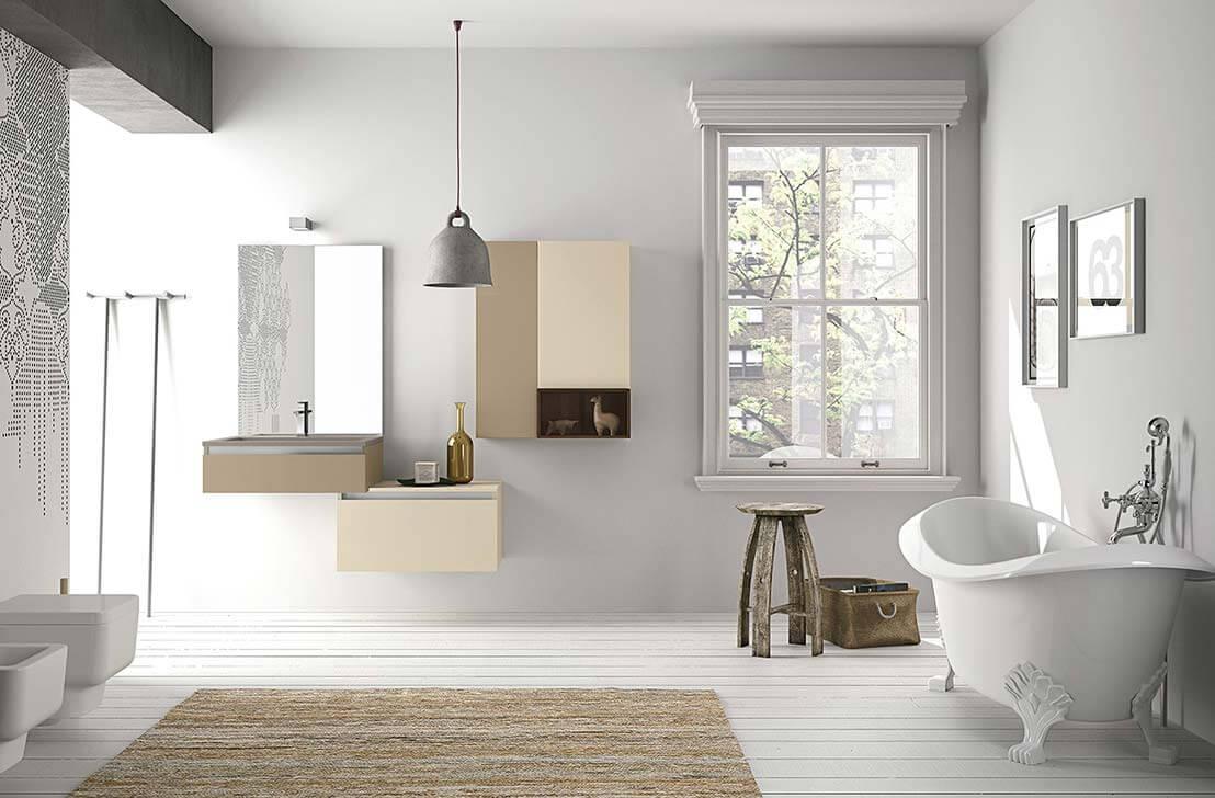 Bagno Design Scandinavo : Tendenze casa: bagno in stile nordico chizzocute