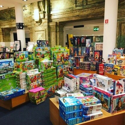 roma librerie bambini