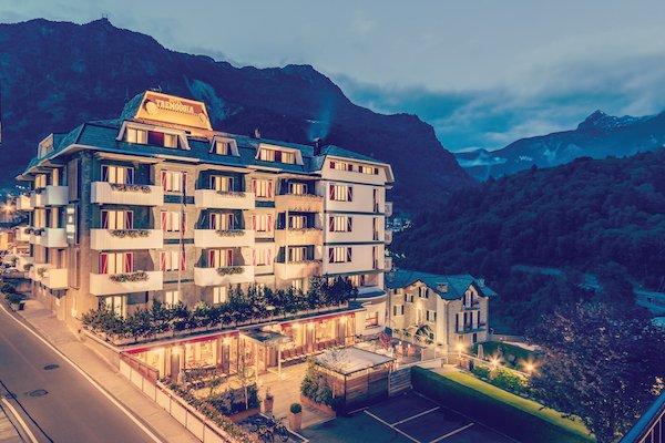 Hotel Tremoggia_Chiesa Val Malenco