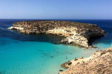 Lampedusa_spiaggia dei conigli