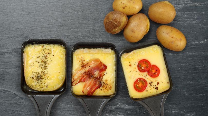 Raclette ricetta come preparare
