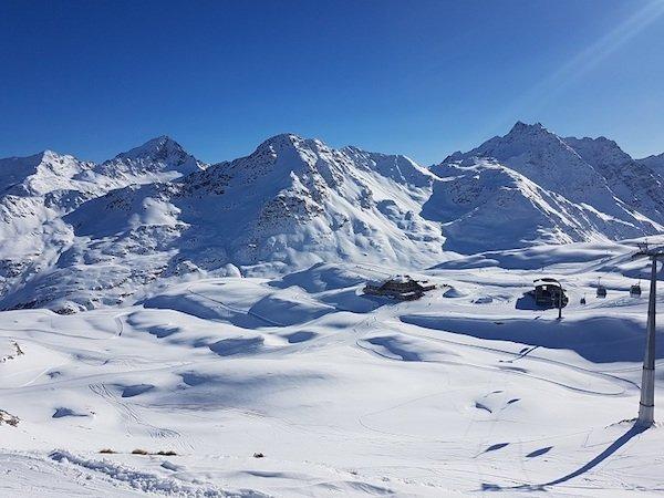 Santa Caterina Valfurva sciare