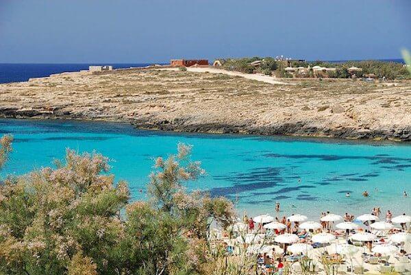 cala croce_Lampedusa