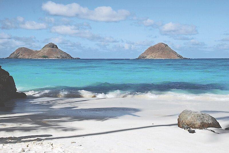 Lanikai_spiaggia Hawai