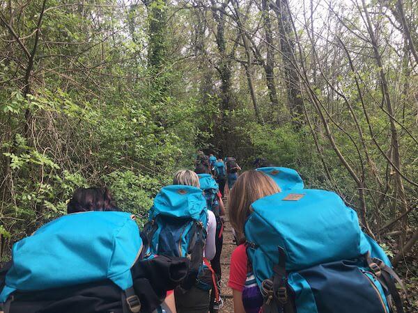 Montevecchia trekking