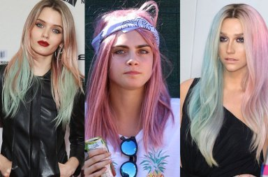 Unicorn Mania celebrities capelli