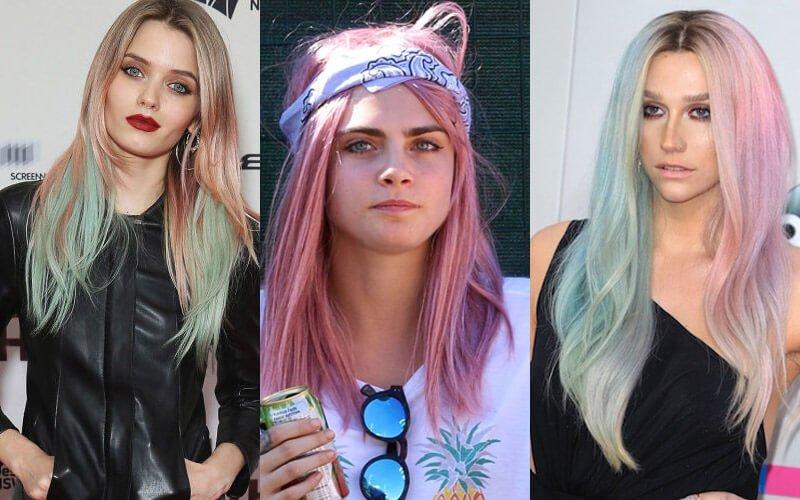 Unicorn Mania celebrities capelli