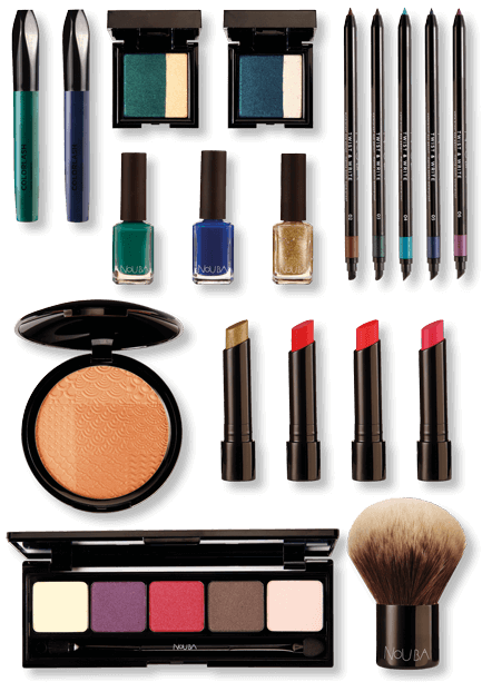 collezione nouba primavera estate 2017 make up