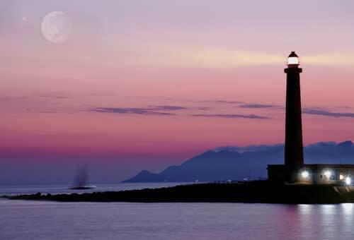 faro di favignana_tramonto_sicilia