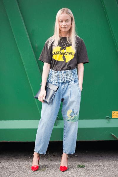 pantaloni-a-vita-alta-denim