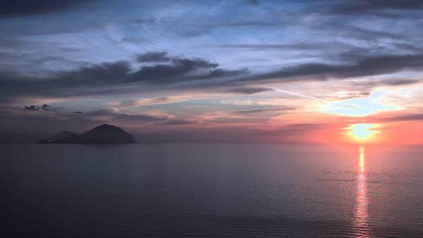 pollara a marina_tramonto_sicilia