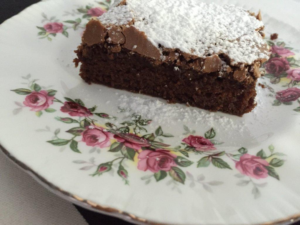 Torta Marmorina