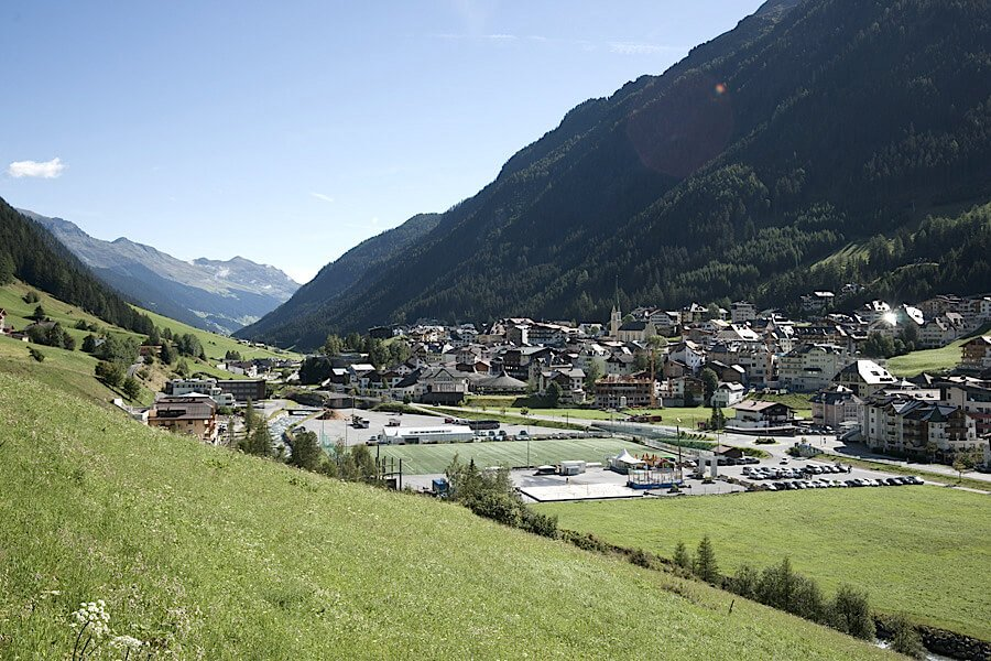 Ischgl_montagna in estate