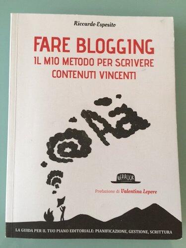 Riccardo esposito_fare blogging
