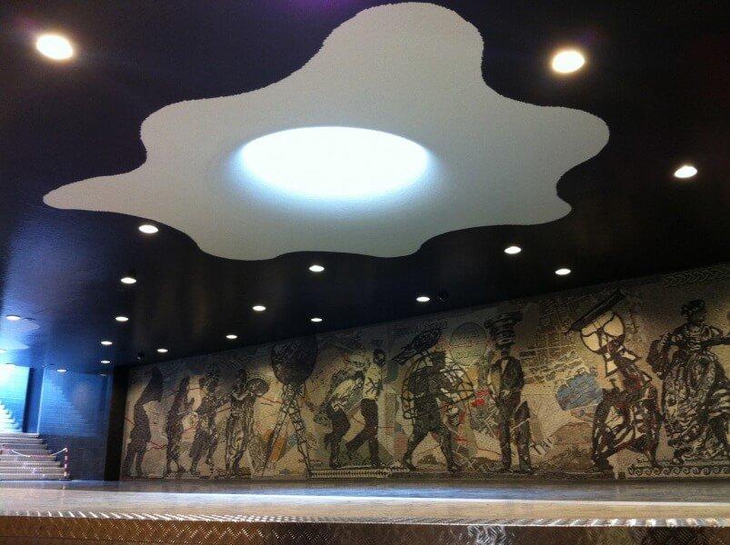 Stazioni dell'Arte della Metropolitana di Napoli_1