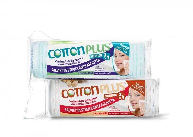 struccanti in aereo cotton plus
