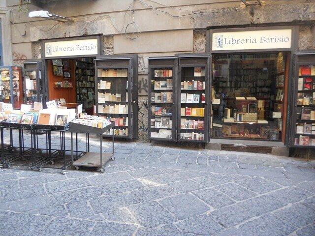 libreria berisio napoli