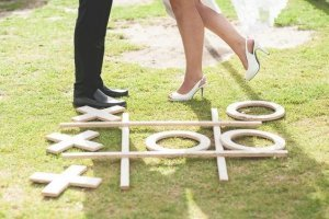 tris wedding
