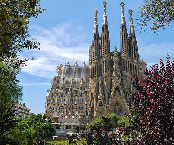 Barcellona sole mare e cultura